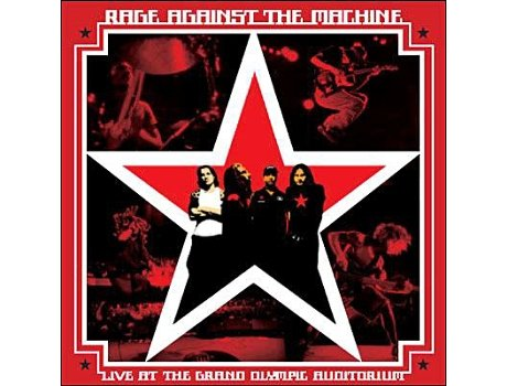 CD Rage Against the Machine-Live at the Olympic Auditorium — Pop-Rock
