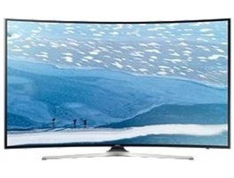 TV LED Curvo Ultra HD Smart TV 40'' SAMSUNG UE40KU6100K — Ultra HD / 1301 PQI
