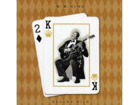 CD BB King - Deuces Wild — Blues