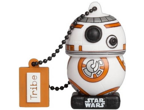 Pen USB TRIBE Star Wars VIII BB-8 16GB — 16 GB | USB 2.0