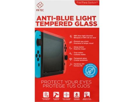 Vidro Temperado com Filtro de Luz Azul FR-TEC FT1036 (Nintendo Switch)