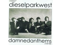 CD Diesel Park West - Damned Anthems