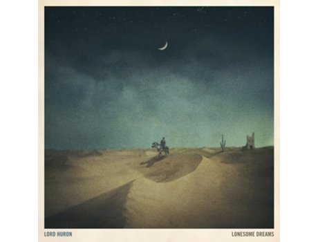 CD Lord Huron - Lonesome Dreams