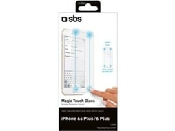 Película Vidro Temperado SBS Glass Magic iPhone 6 Plus,6s Plus — Compatibilidade: iPhone 6 Plus,6s Plus