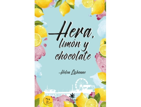 MAX ESTRELLA - Livro Hera, Limón Y Chocolate de Helen Lisbonne Lisbonne (Espanhol)