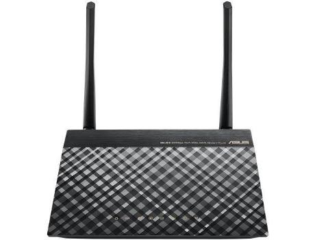 DSL-N16 N300 Wireless VDSL/ADSL 2+ Modem Router, 802.11n, 300 Mbps, Fast Ethernet LAN*4, External Antenna*2, Software E-WAN supp
