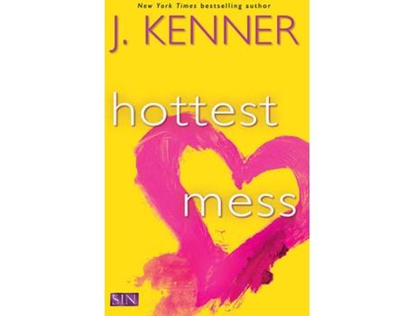Marca do fabricante - Livro Hottest Mess de J. Kenner