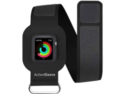 Armband TWELVE SOUTH Smartwatch Apple 38 Preto — Compatibilidade: Smartwatch Apple