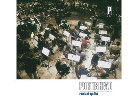 Vinil Portishead: Pnyc — Pop-Rock
