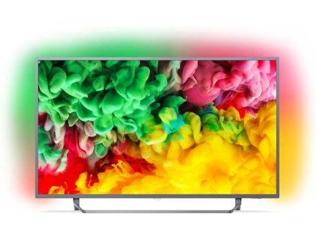 TV LED 4K Ultra HD 43'' PHILIPS 43PUS6753/12 — 4K Ultra HD| 43''| A