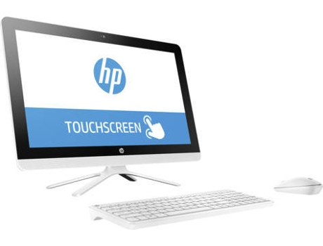 Desktop All-in-One HP 21.5'' 22-B005Np — AMD Quad-Core A6-7310 / 4 GB / 1 TB SATA