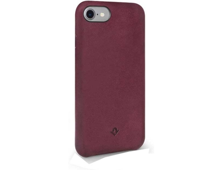 CAPA 12SOUTH RELAXED CLIP IPH8/7 MARSALA — Compatibilidade: iPhone 7