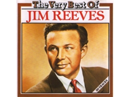 CD Jim Reeves - The Very Best Of Jim Reeves
