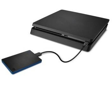Disco Externo 2.5'' SEAGATE Gamedrive Playstation 2 TB