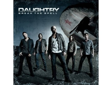 CD Daughtry - Break the Spell (Deluxe Edition)