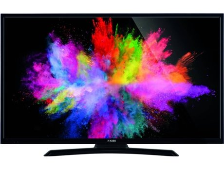TV LED Full HD 39'' KUBO K3756VTSTFHD — Full HD