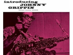 Vinil LP Johnny Griffin - Introducing Johnny Griffin