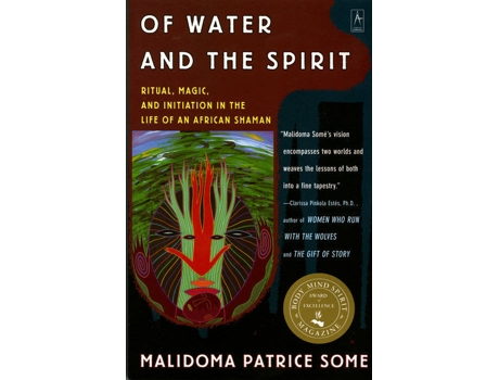 Marca do fabricante - Livro Of Water And The Spirit de Malidoma Patrice Some