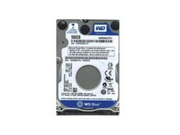 Disco Interno 2.5'' WESTERN DIGITAL 500GB  Caviar Blue 8MB SATA3 — 2.5'' | 500 GB | SATA 6 Gb/s