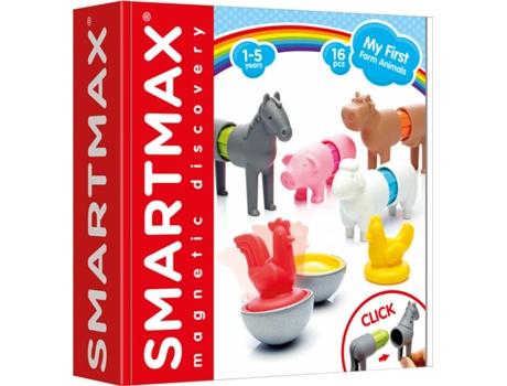 Brinquedo SMARTMAX My First Farm Animals