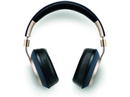 Auscultadores Bluetooth BOWERS&WILKINS PX (Over Ear - Microfone - Noise Canceling - Dourado) — Over Ear | Microfone | Noise Cancelling | Atende chamadas