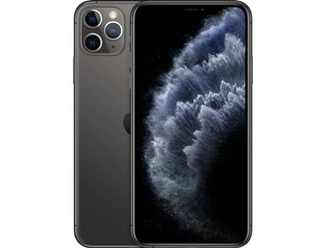 iPhone 11 Pro Max APPLE (6.5'' - 64 GB - Cinzento sideral)