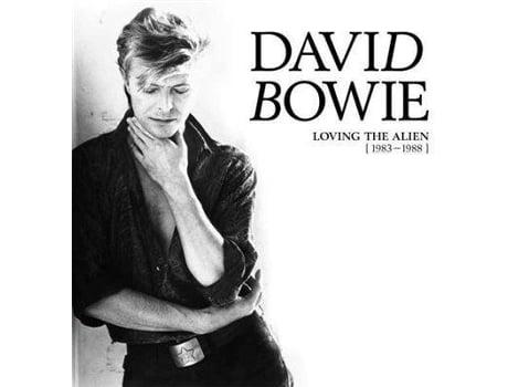 WARNER-MUSIC - Vinil David Bowie - Loving The Alien (LP15)
