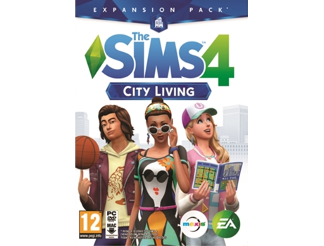 Jogo PC Sims 4 City Living (Expansion Pack)