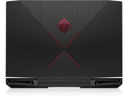 Portátil Gaming 17,3'' HP Omen 17-an102np — Intel Core i7-8750H | 16 GB | 256 GB SSD | NVIDIA GeForce GTX 1060