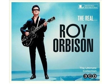 CD Roy Orbison - The Real — Pop-Rock