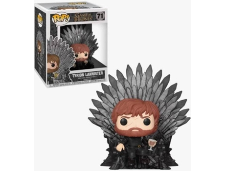 Figura FUNKO Pop! GoT S10 Tyrion on Throne