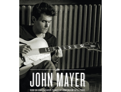 CD John Mayer (booksets) — Pop-Rock