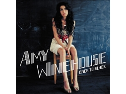 Vinil Amy Winehouse - Back To Black — Pop-Rock