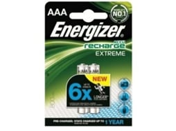 Pilhas ENERGIZER HR3 AAA