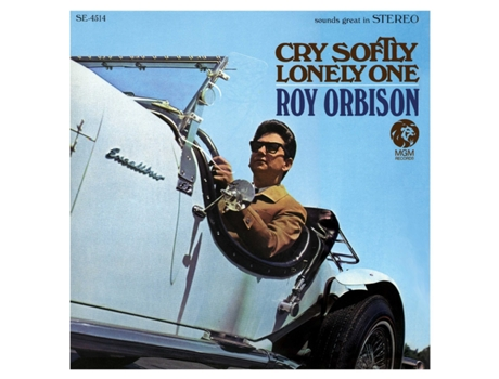 Vinil Roy Orbison:Cry Softly Lonely One — Pop-Rock