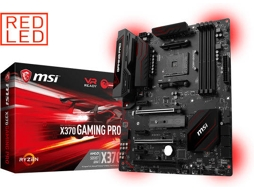 Motherboard MSI X370 GAMING PRO — AMD X370 / AM4 RYZEN