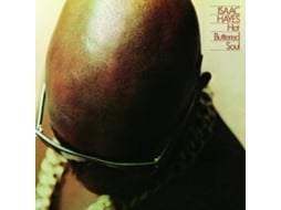 Vinil LP Isaac Hayes - Hot Buttered Soul — Pop-Rock