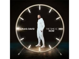 CD Craig David - The Time Is Now — Pop-Rock