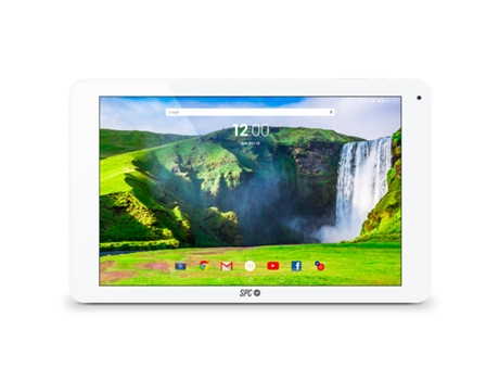 Tablet SPC GLOW 10.1 3G 8GB 3G Branco