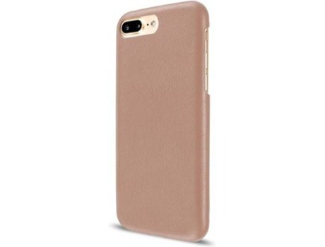 Capa ARTWIZZ Leather Clip iPhone 7 Plus Nude — Compatibilidade: iPhone 7 Plus