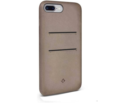 Capa 12SOUTH Relaxed Pock iPhone7 Plus Taupe — Compatibilidade: iPhone 7 Plus