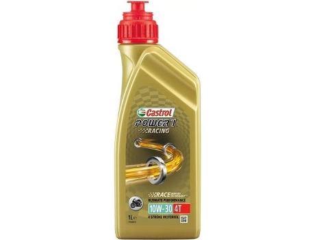 Óleo para Motor CASTROL Power 1 Racing 4T 10W-30