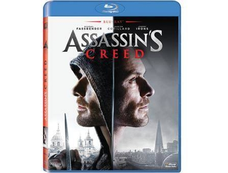 Blu-Ray Assassin's Creed — Do realizador Justin Kurzel
