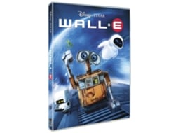 DVD Wall-E — De: Andrew Stanton | Com: Fred Willard,Paul Eiding,Jeff Garlin,Sigourney Weaver