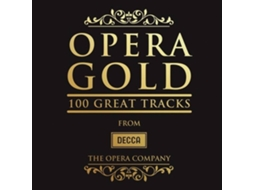 CD 100 Opera Favourites — Clássica