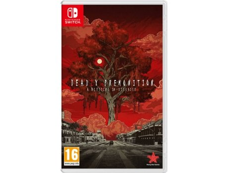 Jogo Nintendo Switch Deadly Premonition 2: A Blessing in Disguise