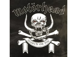 CD Motorhead - March or Die — Pop-Rock