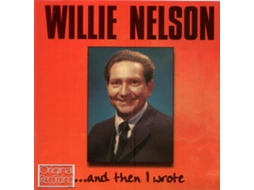 CD Willie Nelson - ... And Then I Wrote