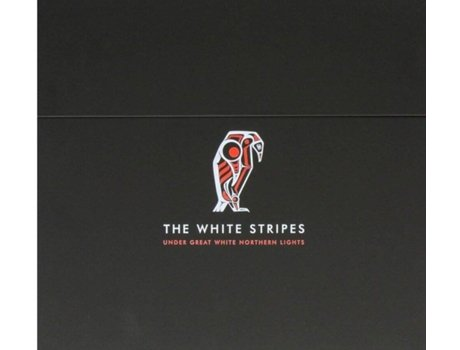 POP-STOCK - Vinil White Stripes - Under Great White Northern Lights (LP Box 12)