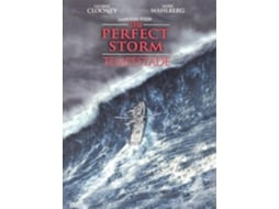DVD The Perfect Storm - Tempestade — De: Wolfgang Petersen | Com: George Clooney, Mark Wahlberg, Diane Lane